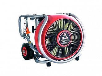 Turbowentylator spalinowy MT 236